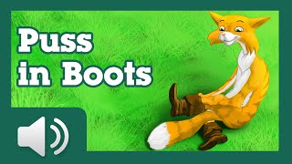 Puss In Boots - Fairy Tales And Stories For Children