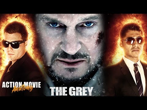 The Grey (2011) Review | Action Movie Anatomy