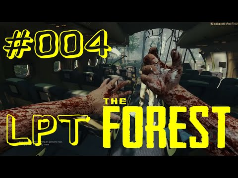 The Forest #004 ★ Das Bugfest ★ Let's Play Together