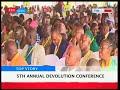 News Centre Interview - 23rd April 2017 - Kenya's Annual Devolution Conference