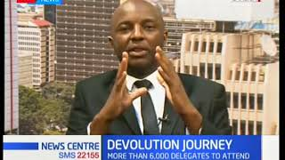 News Centre Interview - 23rd April 2017 - Kenya's Annual Devolution Conference