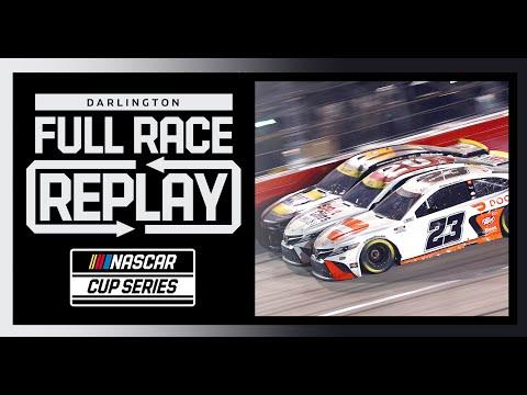 NASCAR サザン500 (ダーリントン・レースウェイ)フルレース動画