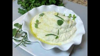 Нежное ПЮРЕ ИЗ ЦВЕТНОЙ КАПУСТЫ. Как я готовлю.  Mashed Cauliflower