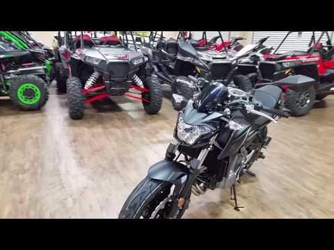 2017 Kawasaki Z650 ABS in Murrieta, California