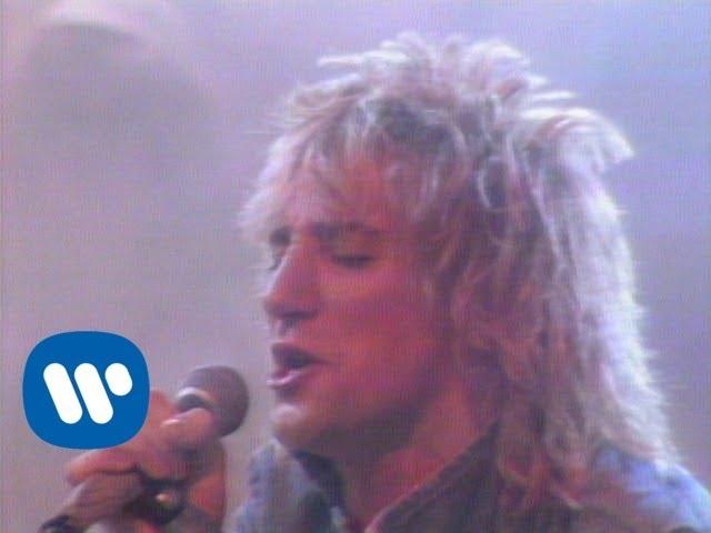 Blondes (Have More Fun)  - Rod Stewart