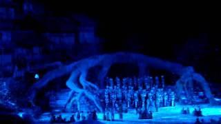 preview picture of video '1007張家界 天門山 天門狐仙MV21 新劉海砍樵 峽谷音樂劇 中國旅遊 {湖南}'