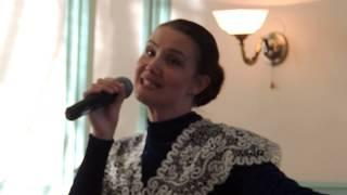 """""""Песня кружевницы"""" - исп. Анна Малиновская"""