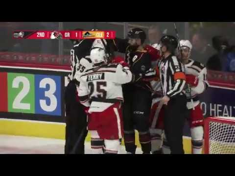 Monsters vs. Griffins | Dec. 19, 2018