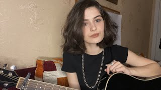 arctic monkeys - why'd you only call me when you're high (cover) | nursena yener
