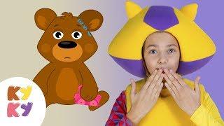 ДОБРОТА - КУКУТИКИ - Самая добрая песня мультик в мире про животных и инвалидов