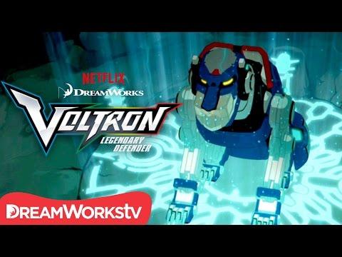 Voltron: Legendary Defender Season 1 (Clip 'Finding the Blue Lion')