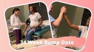 34 Week Bump Date