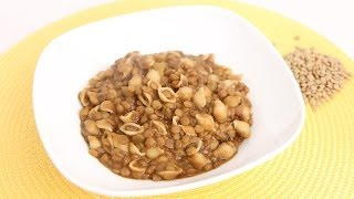 Homemade Lentil Soup Recipe - Laura Vitale - Laura In The Kitchen Episode 714