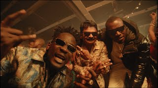 Mr Eazi - Chicken Curry (feat. Sneakbo & Just Sul) [Official Video]