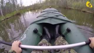 Отзывы каяк для рыбалки