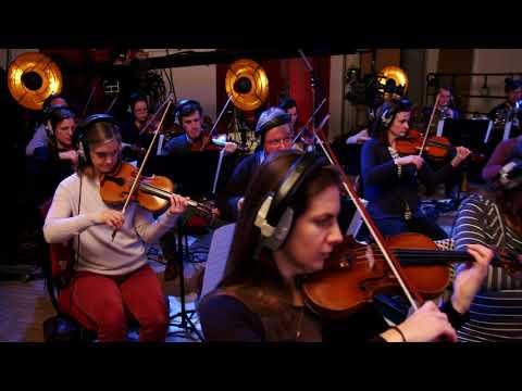 "The Royal Philharmonic Orchestra Recording ""Good Vibrations"""