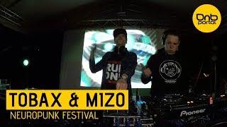 Tobax & Mizo - Neuropunk Festival by Delirium [DnBPortal.com]