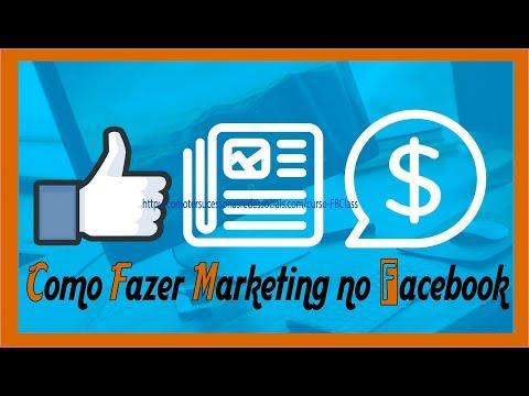 Como Fazer Marketing no Facebook?