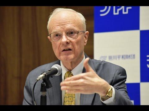 ジョージ・ナッシュ博士講演会「米国における保守主義とポピュリズム」