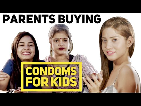 Parents Buying CONDOMS For Their Children - ODF