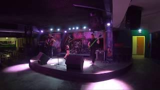 Video Particles - Nixe (live Líheň 2019 Hard Cafe Karviná CZ)
