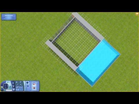 Villa Bauen O Sims 3