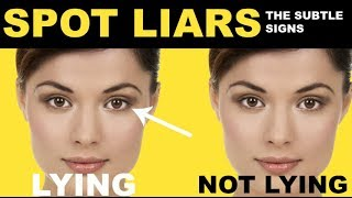 How To Tell If Someone Is Lying To You | How To Read ANYONE