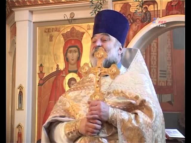 Ангарск встретил Крещение