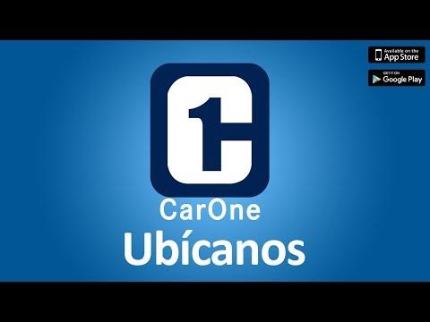 Seccion Ubícanos app Car one