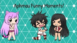 Aphmau Funny Moments! (Gacha Life)