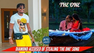 DIAMOND PLATNUMZ IN TROUBLE OVER HIS NEW SONG 'THE ONE' |BTG News