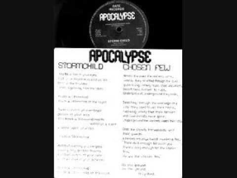 Apocalypse (UK) -Storm Child *Lyrics* online metal music video by APOCALYPSE