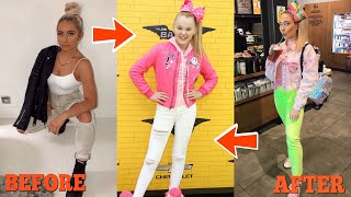 I transformed myself and lived like JoJo Siwa for 24hours!!