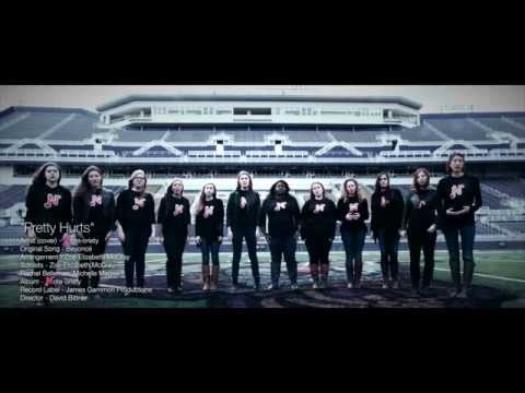 """JMU Note-Oriety Cover of Beyonce's """"Pretty Hurts"""" Soloist, Arranger and Co-Director: Zoe McCray"""