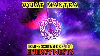 REIKI | 04 SO WHAT MANTRA | ENERGYNESTS