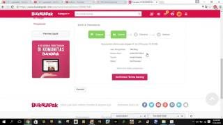 Cara Tracking Resi TIKI Untuk Pembelian Barang Melalui Bukalapak