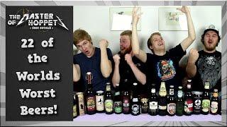 Foul Beer Tasting Extravaganza (2016 Edition) *Vomit Alert*