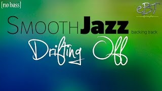 Smooth Jazz Backing Track in G Major | 90 bpm [NO BASS]