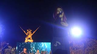 KARMA - Tika Pagraky Feat Rocktober Band Di Bulfest 2018