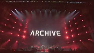 Archive - Numb - Live at Printemps Solidaire Festival, Paris 17.9.2017