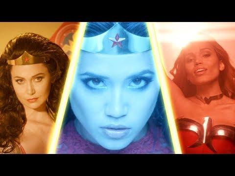 Save The World! | A Wonder Woman Tribute (Nerdist Presents)