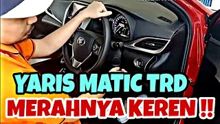 Review Toyota All New Yaris Matic TRD 2018