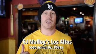 Shoot Your Shot with Dan Monson at EJ Malloy's (PODCAST & VIDEO)