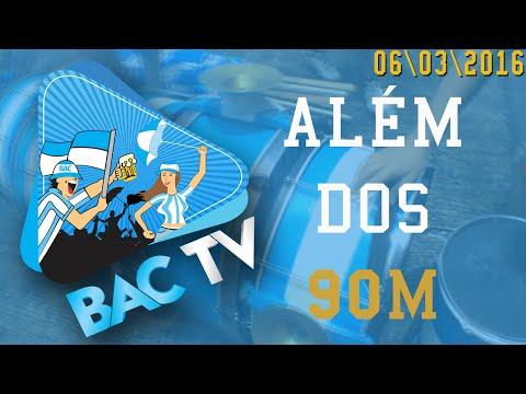 """ALÉM DOS 90 MINUTOS - BANDA ALMA CELESTE [Re x Pa] [06/03/16]"" Barra: Alma Celeste • Club: Paysandu"