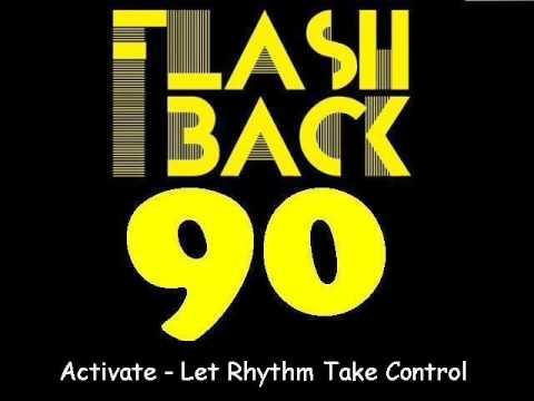 Activate - Let Rhythm Take Control