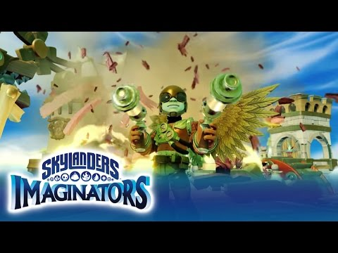 Видео № 2 из игры Skylanders Imaginators. Стартовый Набор [Xbox One]