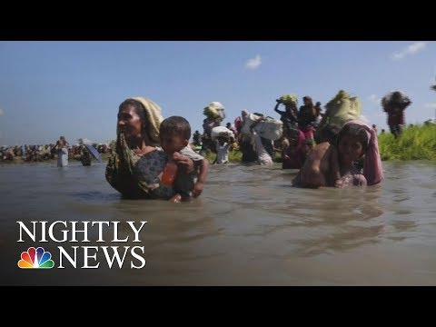 Rex Tillerson Refuses To Call Rohingya Migrant Crisis 'Genocide'   NBC Nightly News