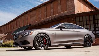 "2015 Mercedes S550 Coupe Edition 1   22"" Forgiato Wheels   Wesley Matthews   Dallas Mavericks"