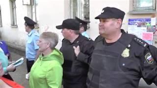 Так начался рейдерский захват жилого дома в г. Альметьевск.