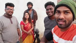 Making of Avva Tho Sankranti || My Village Show ft. Dhethadi